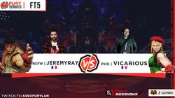 FT5 - JEREMY vs VICARIOUS