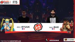 FT5 - RYUUK vs BAKI