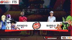FT5 - SHINEVO vs BARDJI