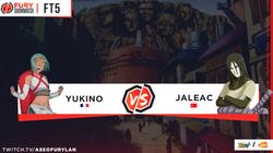 Yukino vs JALEAC