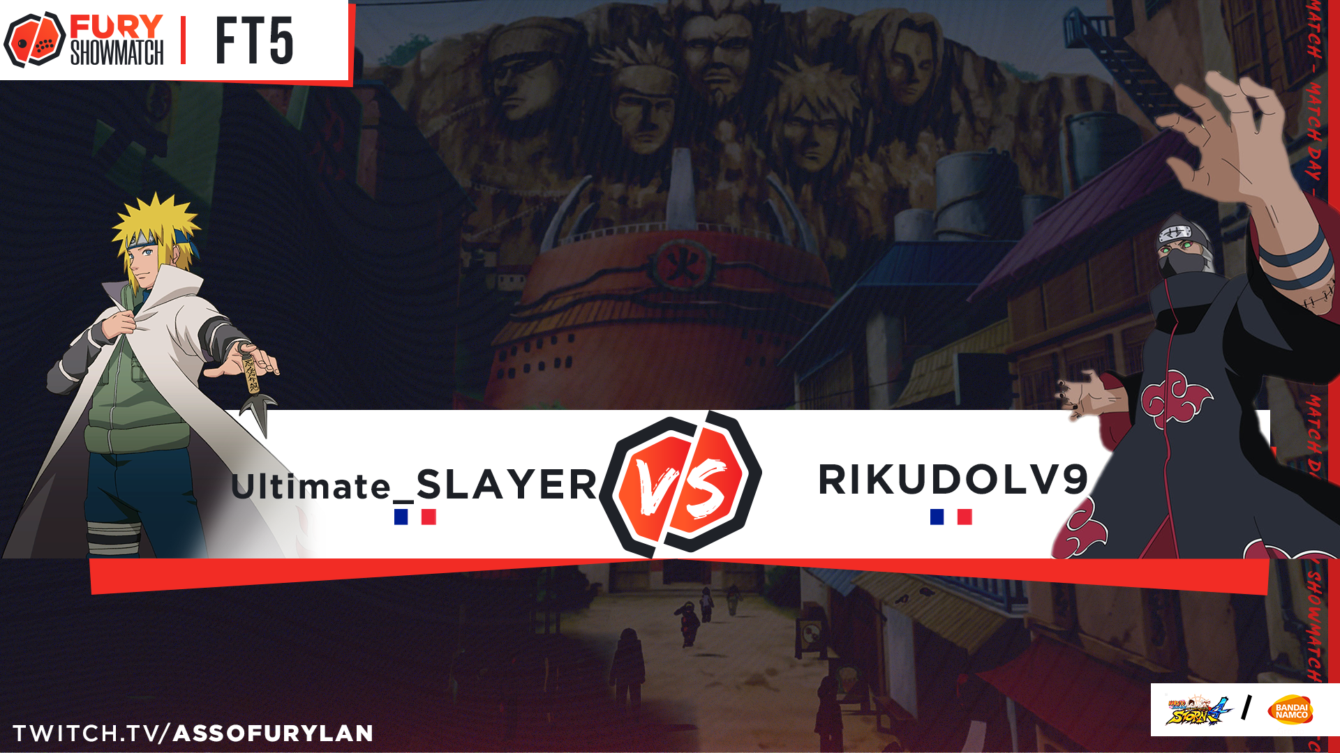 SLAYER vs RIKUDO