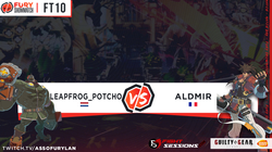 FT10 - LEAPFROG vs ALDMIR
