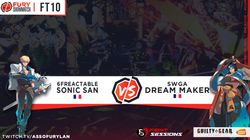 FT10 - Sonic San vs Dream Maker