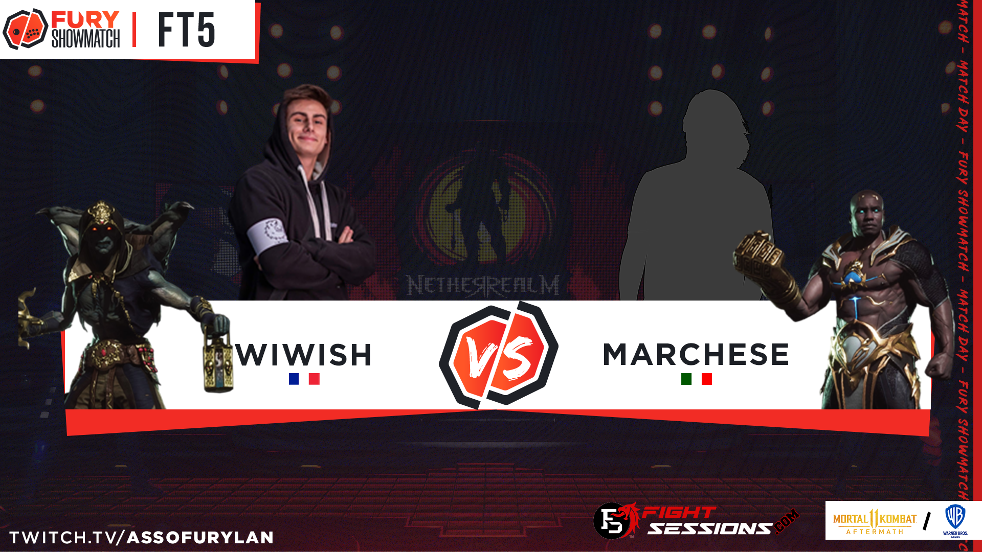 WIWISH vs MARCHESE