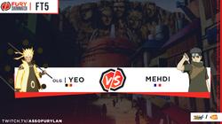 YEO vs MEHDI