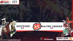 FT7 - Bigsteiner vs Maitre Verger