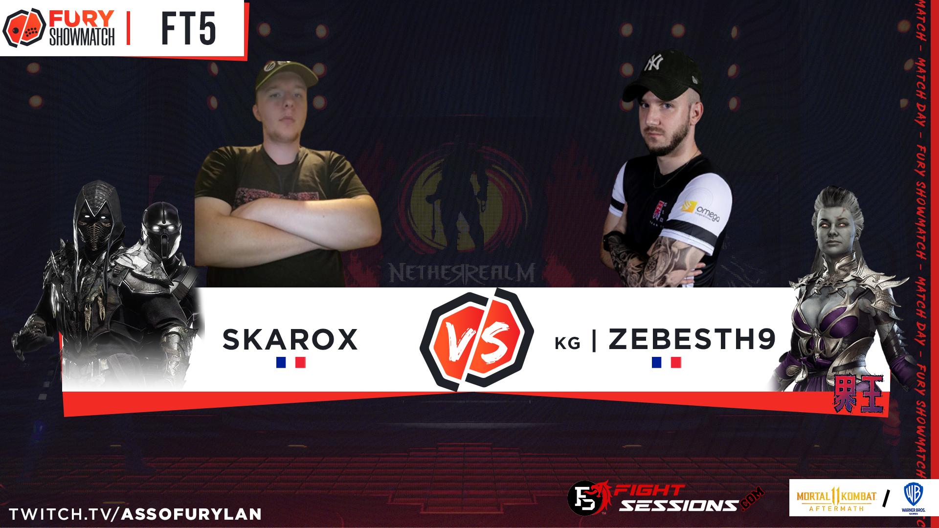 Skarox vs Zebesth