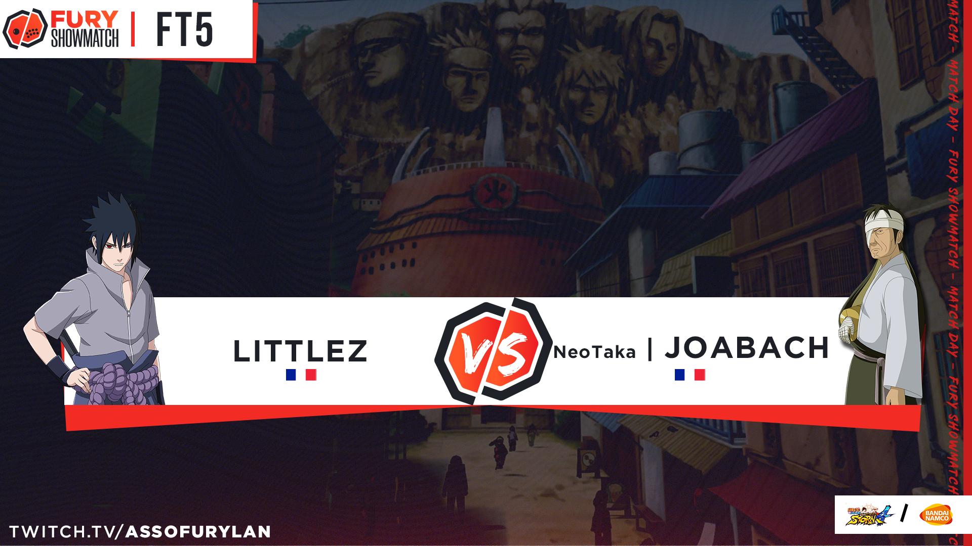 LITTLEZ vs JOABACH
