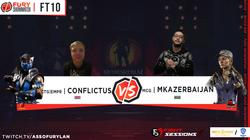CONFLICTUS vs Azerbaijan