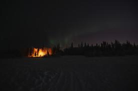 Like a bonfire