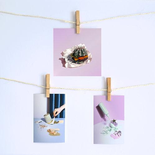 Pack de postales N.º1