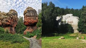 VÝLET: Skalní hřiby a kamenní sloni v česko-německém pomezí Lužických hor