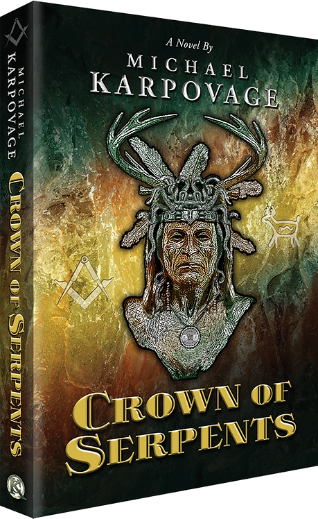 Crown of Serpents (Autographed)