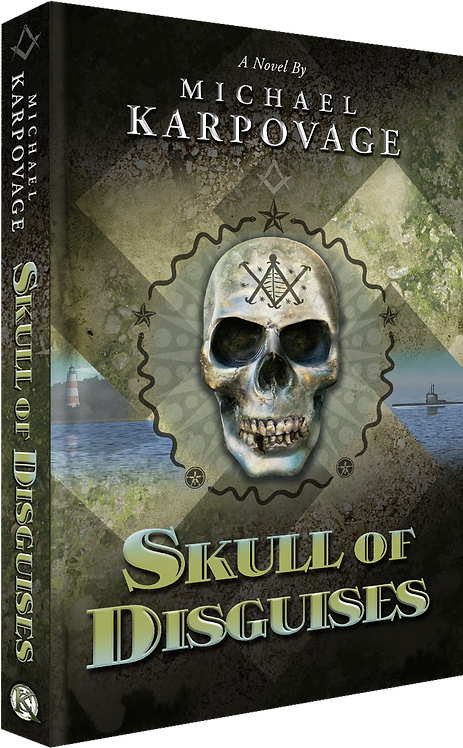 Skull of Disguises (Autographed)