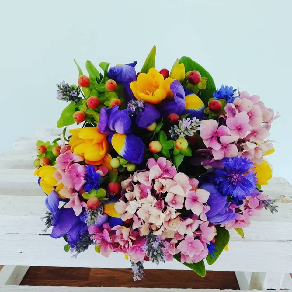 Summer Hand tied bouquet