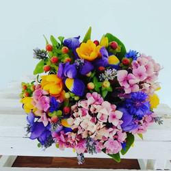 Summer Hand tied bouquet