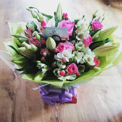Wow Bouquet 3