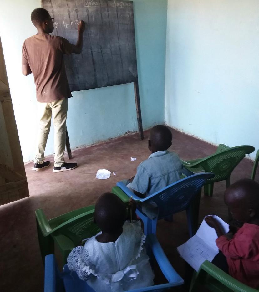 Teacher Dan