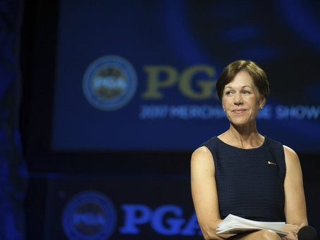 Meet Suzy Whaley: The First Female President of The PGA of America