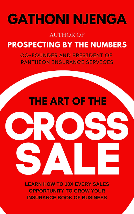 The Art of The Cross-Sale