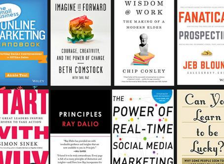 6 Business Books To Read Before You Launch Your Next Startup