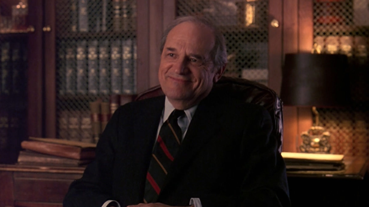 Steven Hill (born Solomon Krakovsky; February 24, 1922 – August 23, 2016) was an American actor. His two better-known roles are district attorney Adam Schiff on the NBC television drama series Law & Order, whom he portrayed for 10 seasons (1990–2000), and Dan Briggs, the original team leader of the Impossible Missions Force on the CBS television series Mission: Impossible, whom he portrayed in the initial season of the show (1966–1967).
