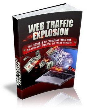 Web Traffic Explosion (eBook)