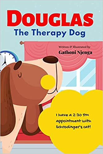 Douglas The Therapy Dog