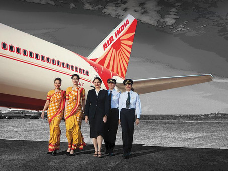 New female-only Section On Air India Announced