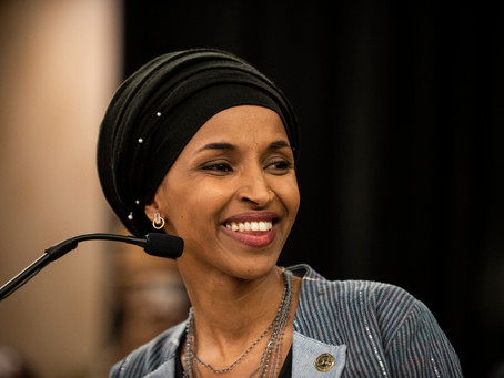 Ilhan Omar - The First Somali American U.S Congresswoman