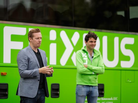 Tech-Friendly Flixbus to Offer VR Headsets on Select Rides