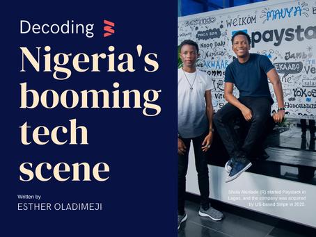 Decoding Nigeria's Booming Tech Scene