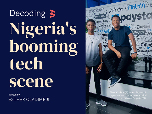 Does Nigeria have good technology?