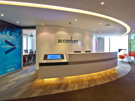 Accenture Completes Acquisition of Consulting Firm Silveo