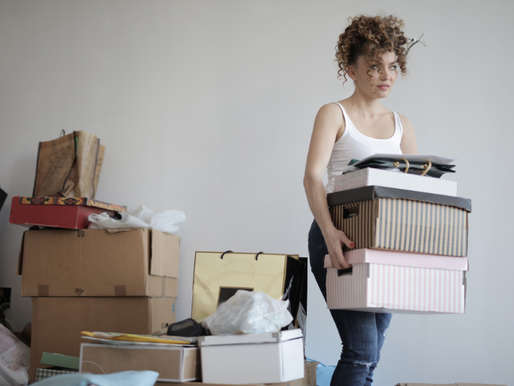 6 Decluttering Tips for Anyone Who's Overwhelmed at the Very Thought
