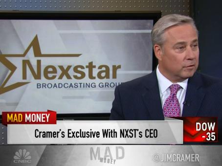 Nexstar to Buy Tribune for $4.1 Billion