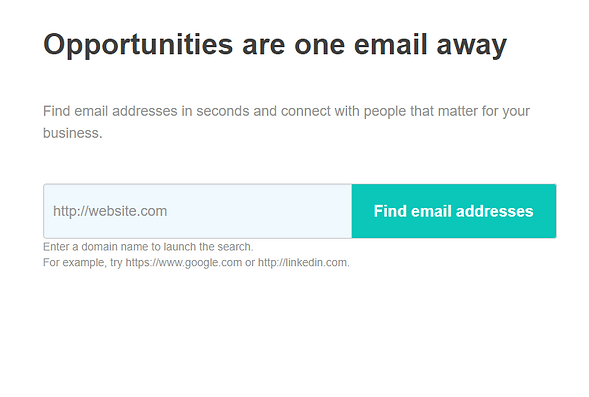 find someone's email address