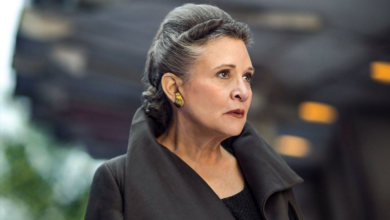 Carrie Frances Fisher was an American actress, writer, and comedian. Fisher is known for playing Princess Leia in the Star Wars films, a role for which she was nominated for four Saturn Awards.