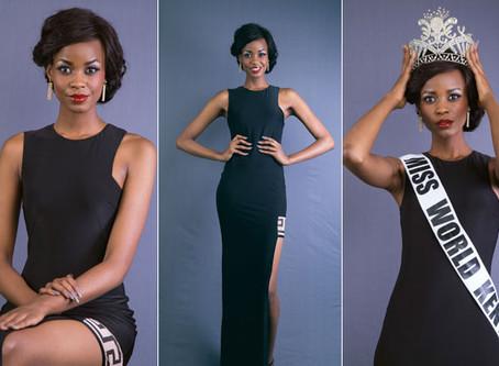 Kenyan's journey towards Miss World beauty
