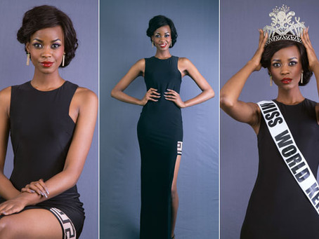 Kenyan's journey towards Miss World beauty