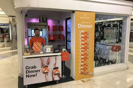First-Ever Munchery Store Pops Up at Montgomery Bar