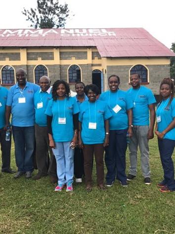 Nakuru Itarc mission