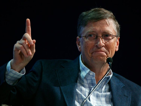 Bill Gates' TerraPower Must find New Partner for Nuclear Reactor Project .