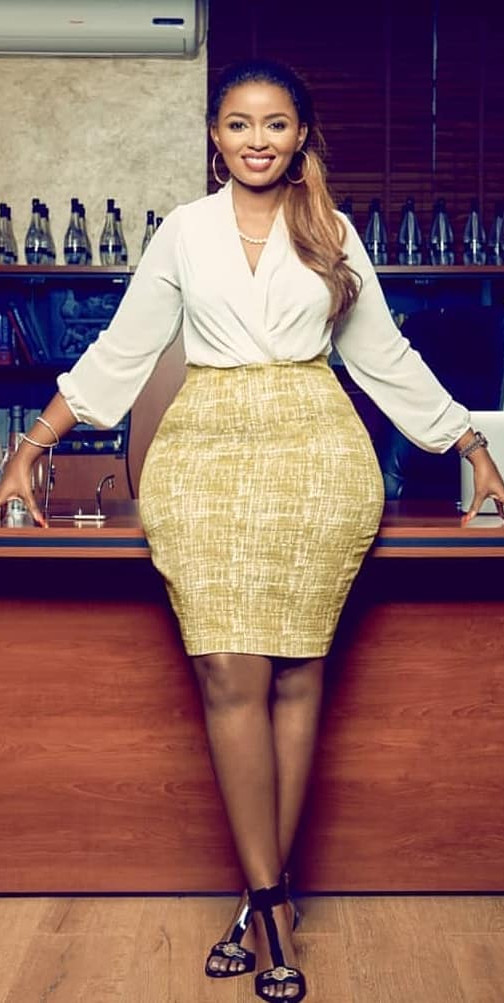 Anerlisa Muigai: Daughter of Keroche Breweries CEO Tabitha Muiga, she is one of the fastest upcoming entrepreneurs in Kenya.   She is currently the owner and CEO of NERO; a water production company. Being young is never an excuse, she is young and taking business world far!