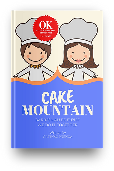 children's books about baking a cake