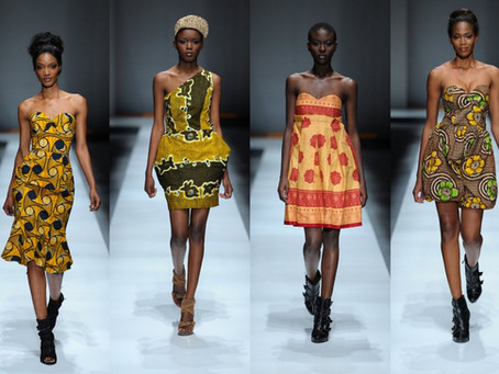 Kenya's Thriving Fashion industry