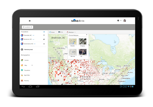 free mapping software