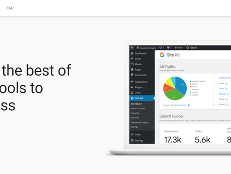 """Google Introduces """"Site Kit"""": A WordPress Plugin With Integrated Webmaster Tools"""