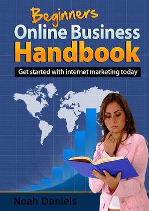 Beginner's Online Business Handbook