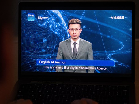 World's First AI News Anchor Makes Debut In China